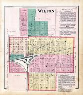 Wilton, Muscatine County 1874